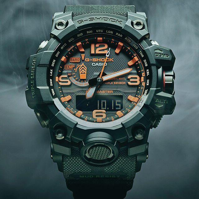 G-Shock Watches by Casio - Mens Watches - Digital Watches | Casio - G-Shock