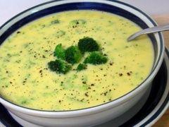Овощной крем-суп - пошаговый рецепт с фото - Натереть овощи на мелкой терке.