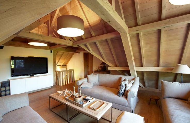 Cottage aanbouw Hout & bijgebouw Hout > Eik & Landelijk | Bogarden