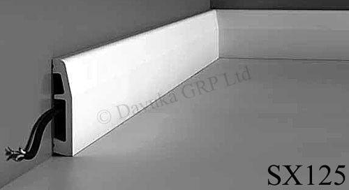 SX125 - Skirting Board