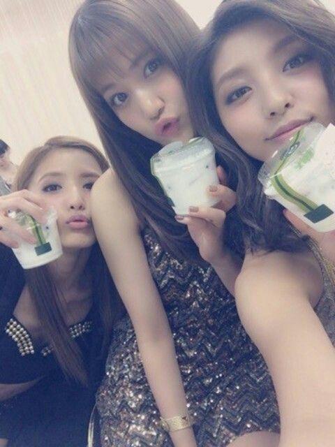 Karen Fujii & Shuuka Fujii & Sayaka #FujiiSister