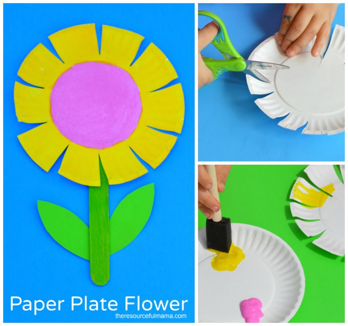524 Best Kids Craft Ideas Images On Pinterest