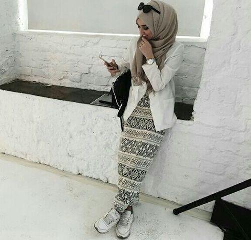 Image de fashion and hijab