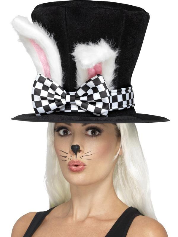 Top Hat Party Savers Australia Top Hat Costume White Rabbit Costumes Costume Accessories
