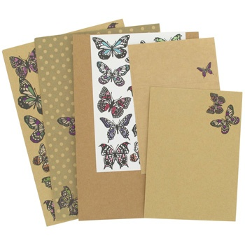 butterfly string writing set