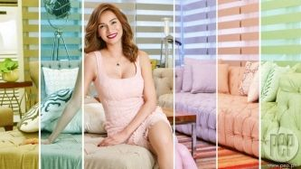 Jennylyn Mercado and her 'lucky' house