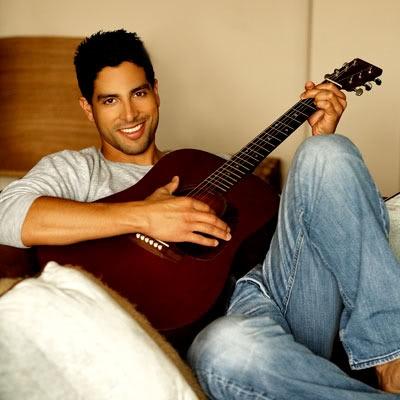 My CSI Miami man, Adam Rodriguez...