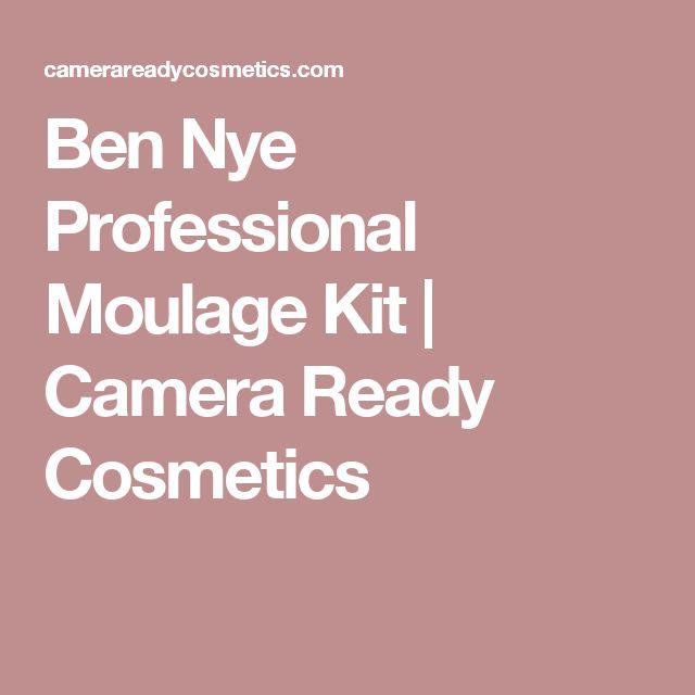 Ben Nye Professional Moulage Kit | Camera Ready Cosmetics