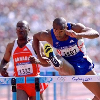 Colin Jackson  110 M haies Royaume-Uni