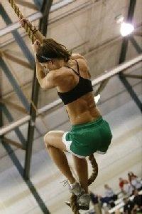 Rope climbs