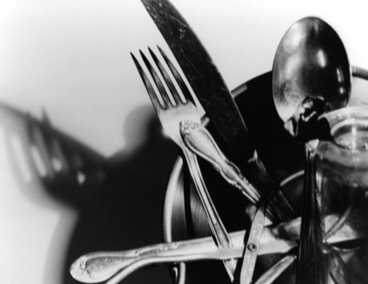 Famous Contemporary still life photographers | Taking on board Groovers affinity to knives and forks, I created the ...