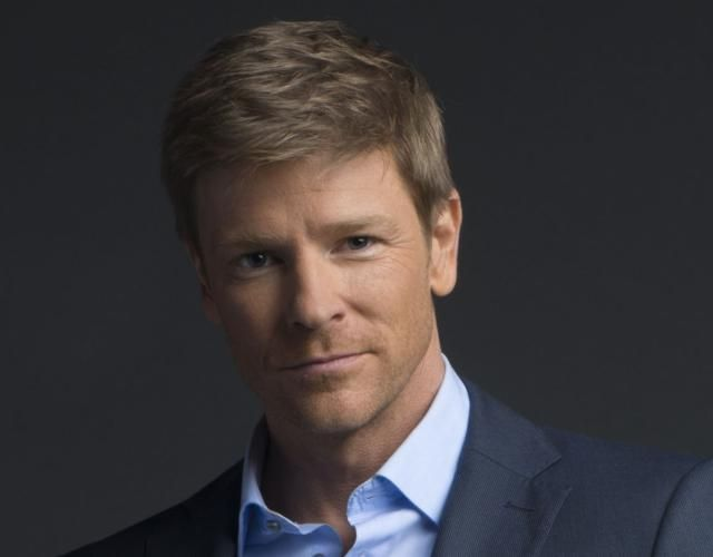 Profile of The Young and the Restless star Burgess Jenkins: Burgess Jenkins