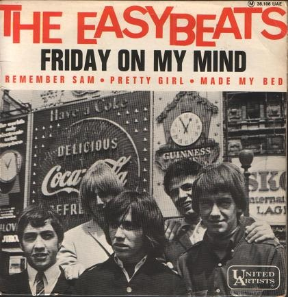 17 Best Images About The Easybeats On Pinterest Vinyls