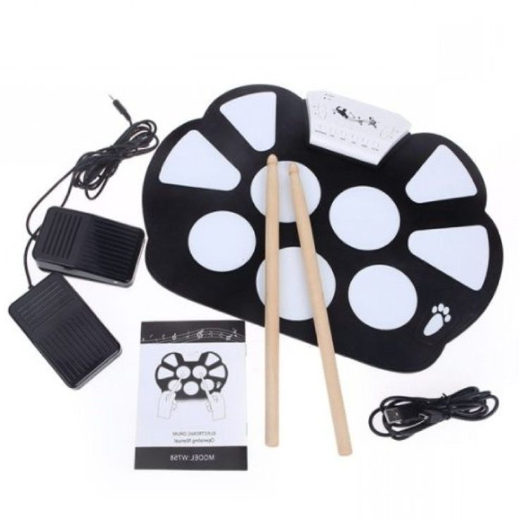 1000 Ideas About Electronic Drum Pad On Pinterest Drum