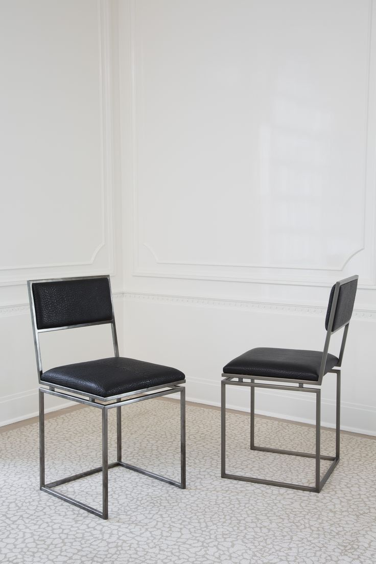 Biscayne wire chairs - Belmont Chair Xk