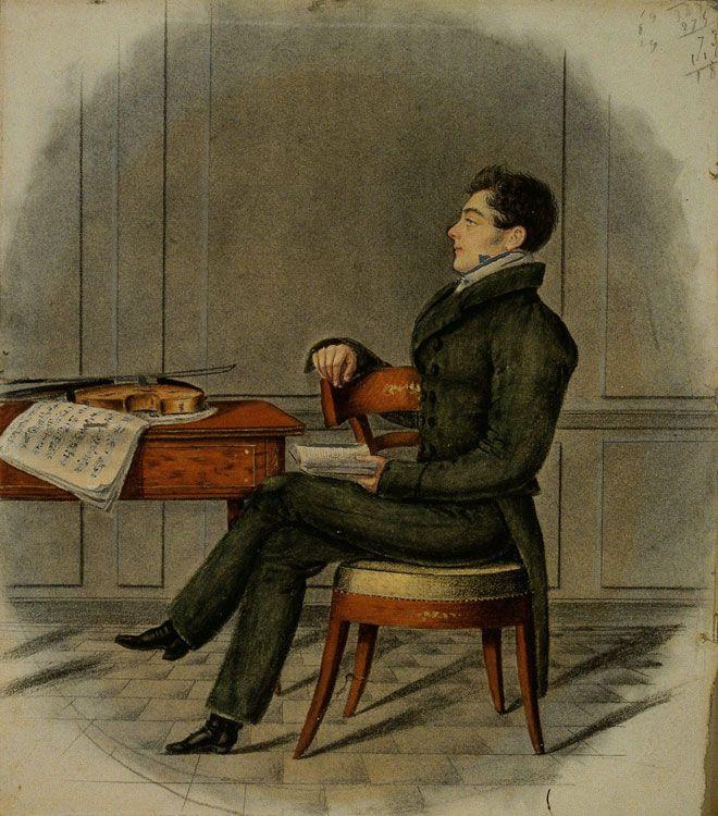 Daniel-François-Esprit Auber © Philharmonie de Paris, J.-M. Anglès