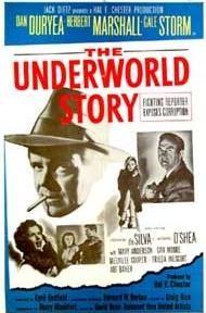 The Underworld Story. Dan Duryea, Herbert Marshall, Gale Storm, Howard Da Silva. Directed by Cy Endfield. United Artists. 1950