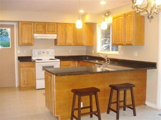Kitchen Counter Design : ... Kitchen Cabinet Design Ideas Wooden Small Kitchen Cabinet Design