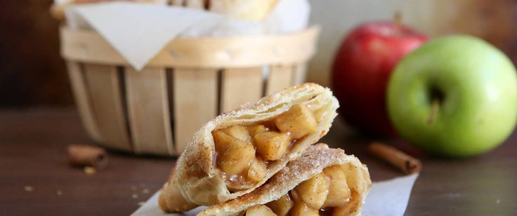 Forgo bakery-made sweets and try making your own apple turnovers at home. It's easier than you think!