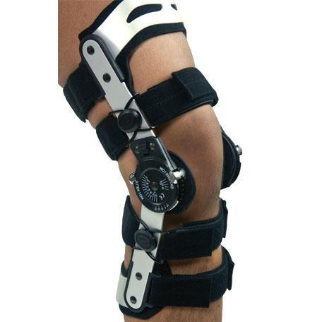 Small DonJoy Performance BIONIC FULLSTOP ACL Knee Brace Bandagen & Gelenkstützen