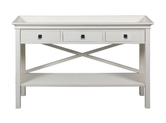 Console Antique White
