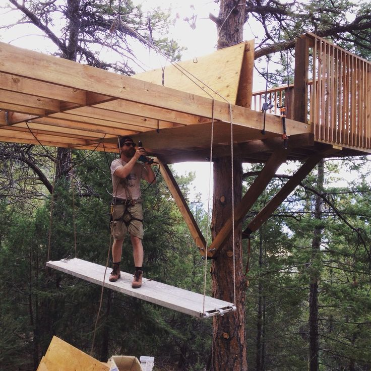 1000 Images About Deer Stand Tree House On Pinterest
