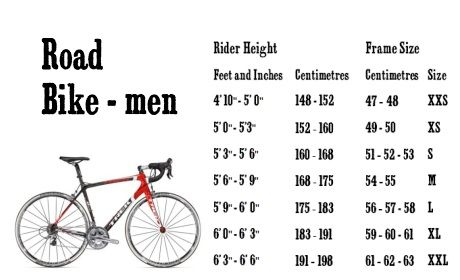 Simple Bike Sizing Guide That I Like Bmx Bikes Bike Bmx