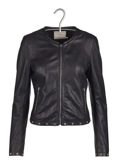 """Résultat de recherche d'images pour """"veste cuir icode"""""""