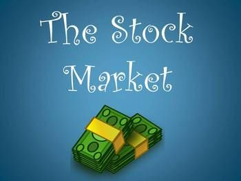 This project gives students the opportunity to study a stock of their choice for five days and record the fluctuations that happen in prices. At the end of the five days, they graph their results and answer a few questions (in paragraphs) detailing their results. Students have the opportunity to decide whether or not they would invest their own money in the stock market and then explain how the stock market crash led to the Great Depression.