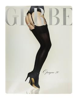 Gerbe Opaque Stockings  cgb0p7 opaque stockings black. Opaque for cold winter days, stockings because control tops are becoming a PAIN :-P