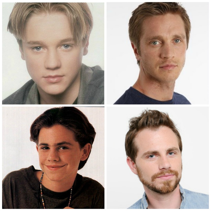 Devon Sawa and Rider Strong then and now | TOTALLY 90's ...
