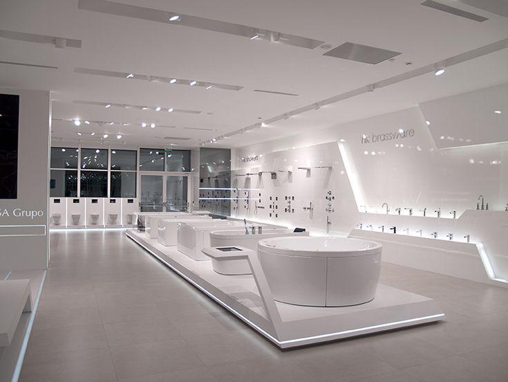 Technology: the focus in #bathroom design by Noken ...