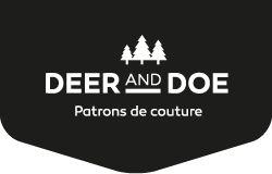 Deer and Doe Chataigne en jupe