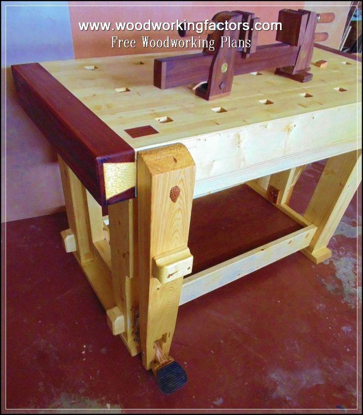 Holzbearbeitung für Garten und Hof