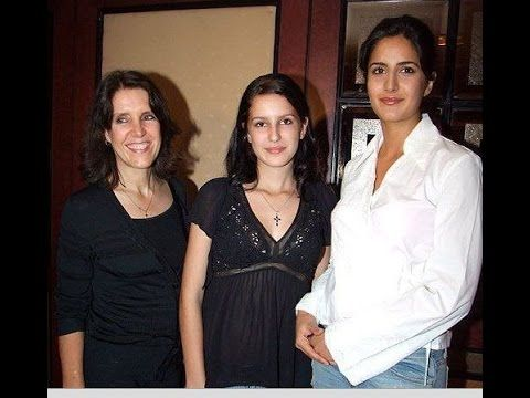 Katrina Kaif Family Pictures, Father ,Mom and sister ...