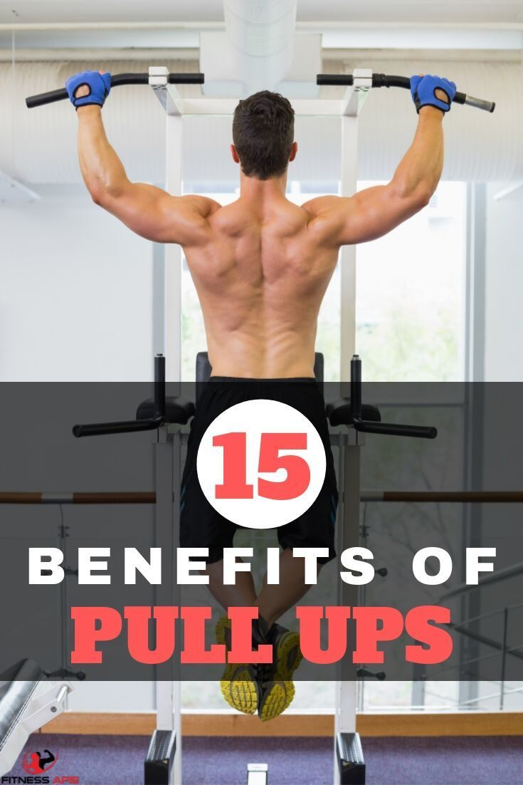 15 Benefits Of Pull Ups | Ultimate Fitness | Upper body