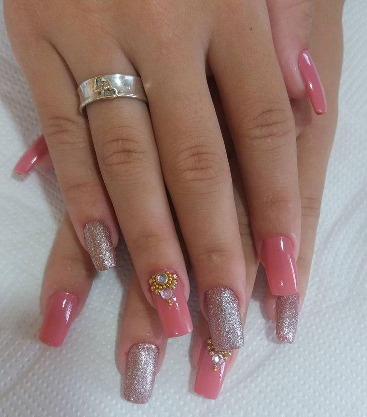 Manicure & Pedicure Unha em Gel Contatos: (48) 9182-5728 (48) 9674-5615