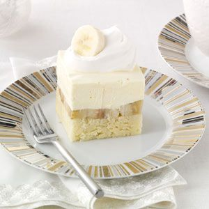 Bananas & Cream Pound Cake  I made this for Christmas desser, compliments all around!