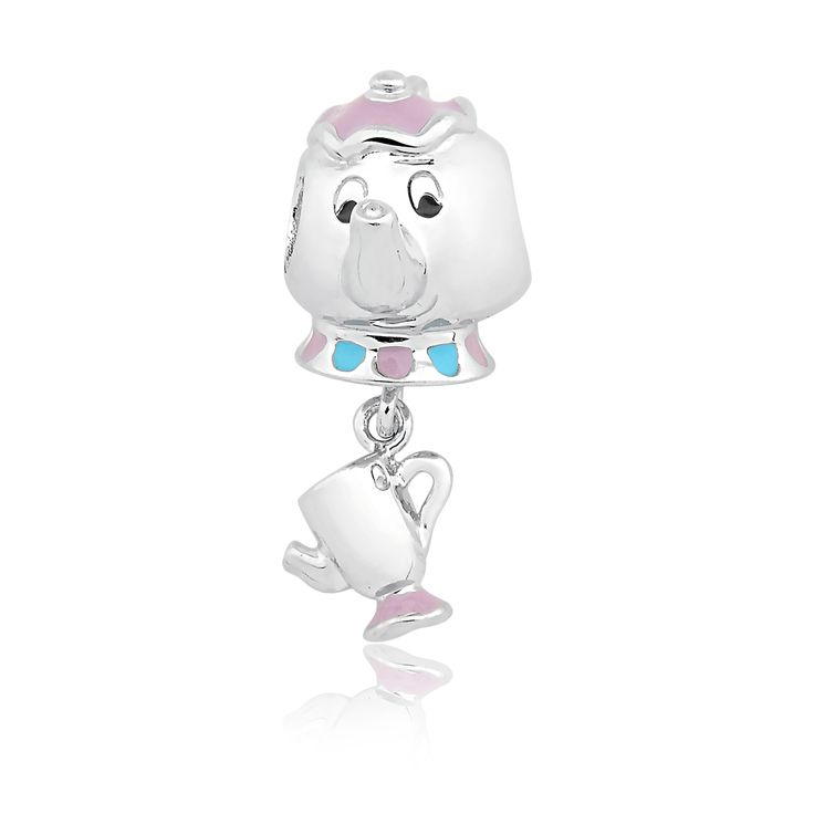 Pingente Madame Samovar e Zip em Prata - Princesas Life Moments ✌▄▄▄>>>>>>Pandora Jewelry 80% OFF! $10~$200 >>>Visit>> http://pandoraonsale.site/ ✌▄▄▄