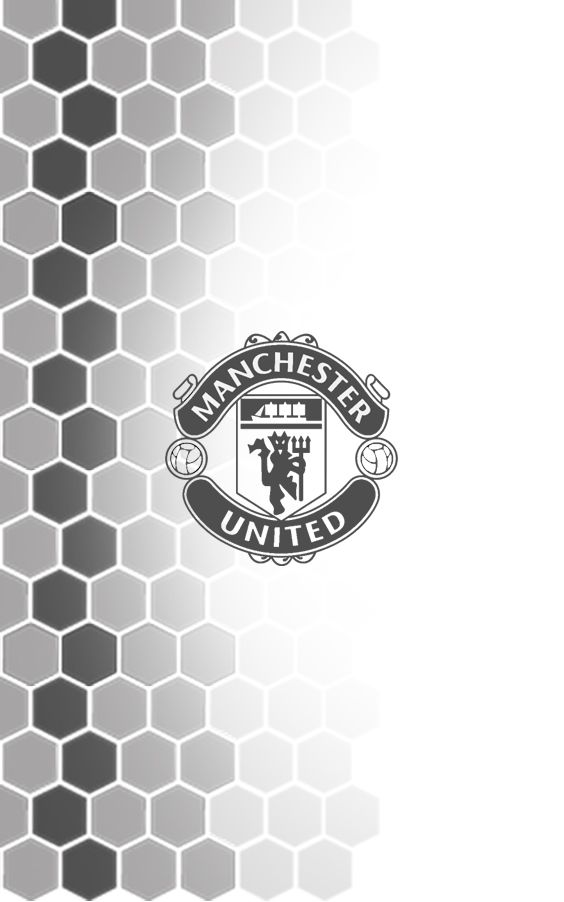 Manchester United 2016/2017 Away White Android Wallpaper