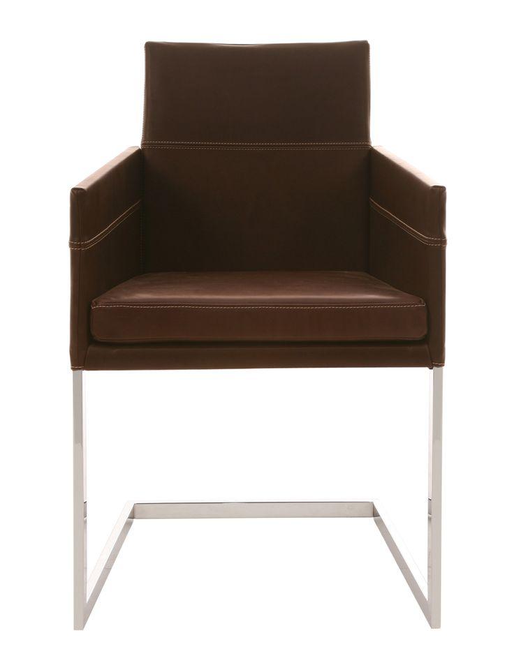 Designerstuhl von KFF aus Lemgo, Ostwestfalen. Hier erhältlich, bei prooffice.de #kff #lemgo #besucherstuhl #texas