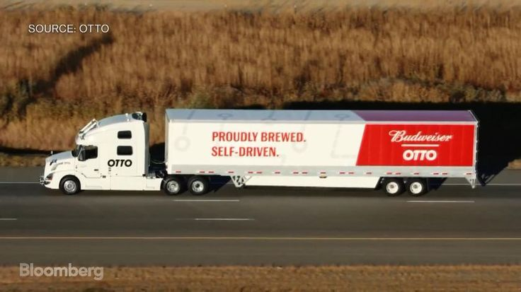 The ride-hailing giant teamed up with AB InBev totransport beer in an autonomous vehicle, which they say is the world's first such commercial delivery.