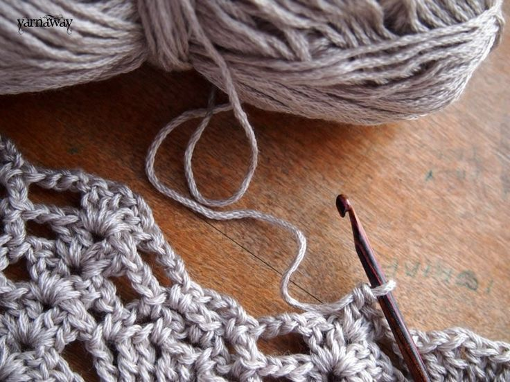 well begun is half done   yarnaway: a crochet scrapbook
