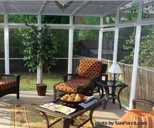 Porch Enclosures   Ten Great Ideas To Consider. Screen Porch KitsOutdoor ...