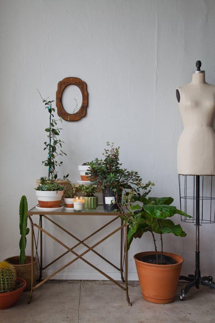 Обожаемый Винтаж салон в лонг-Бич — знакомство с рабочим пространством | квартира терапия