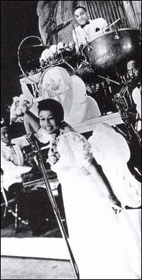 Ella Fitzgerald and Chick Webb