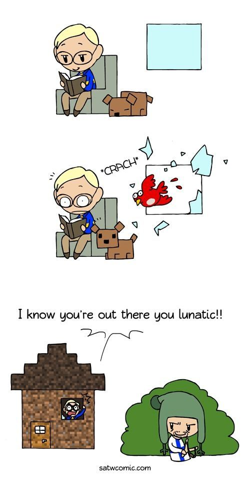 Minecraft is Swedish, angry birds is Finnish, I think?