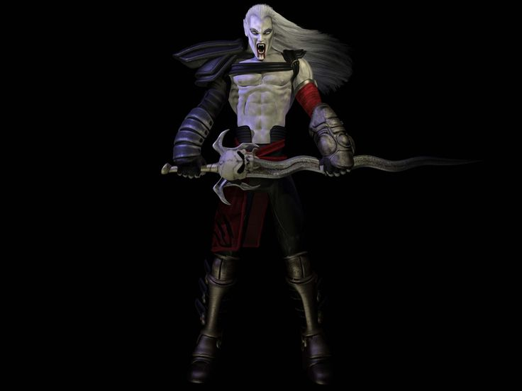 Legacy of Kain--Blood Omen 2