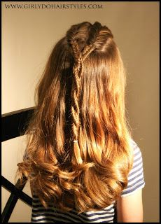 586 best girly do hairstyles images on pinterest hair treatments girly do hairstyles by jenn double twisted fish braid urmus Images