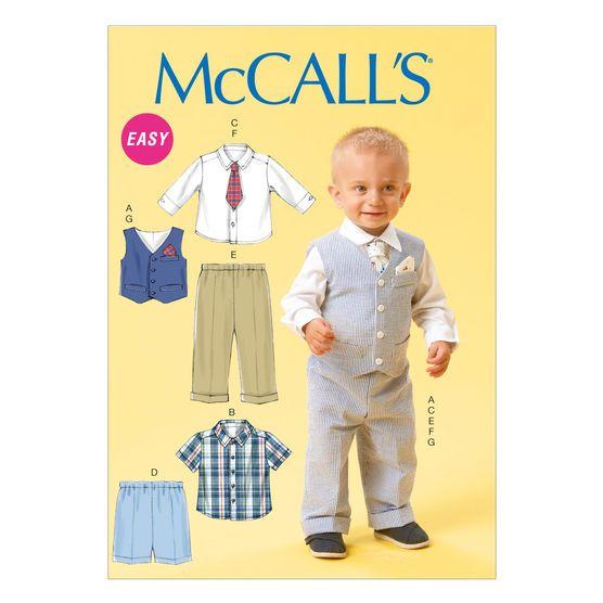 474 best McCall kids Sewing patterns images on Pinterest   Kinder ...